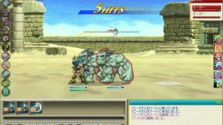 TOEO Tales of Eternia Online: Fighter Battle2