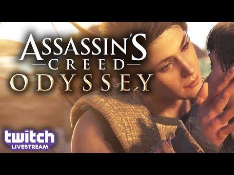 Liebesspiele mit Odessa 🎮 ASSASSIN'S CREED: ODYSSEY #017