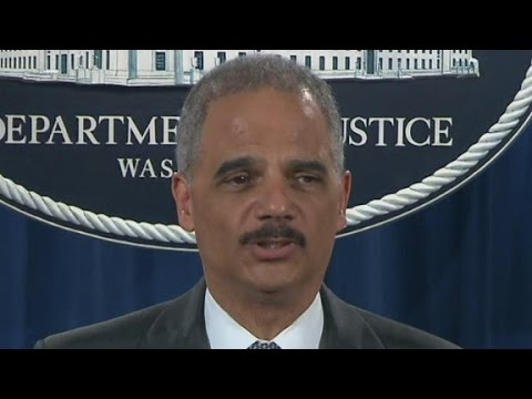 Holder announces investigation into Garner death