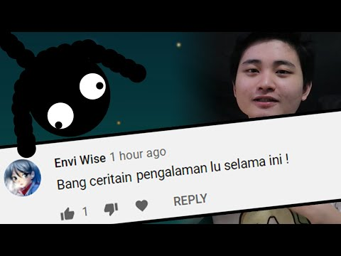 Cerita gw buat jadi game developer Indonesia || QnA 300k Subs