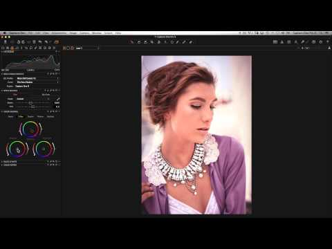 Capture One Pro 8 | Color Grading with the Color Balance Tool