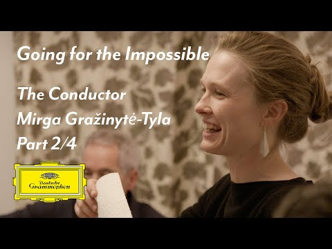 Mirga Gražinytė-Tyla – Going for the impossible: The Conductor Mirga Gražinytė-Tyla (part 2/4)