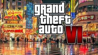 GTA VI Estaría ya en desarrollo y su ciudad seria Tokyo