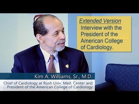 Meat Your Future - Interview with Kim A. Williams, Sr., MD (EXTENDED VERSION)