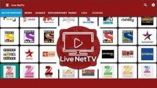 Video Live NetTV App   Live TV Free Android Apk Download download MP3, 3GP, MP4, WEBM, AVI, FLV Oktober 2018