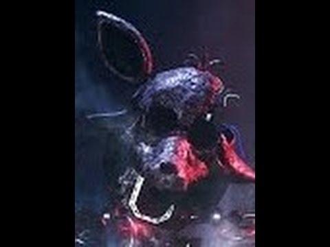 TJOC: Reborn ignited foxy jumpscare