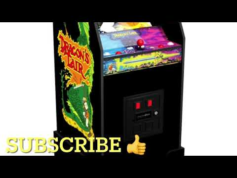 Arcade1Up Coin Door Accessory Mod Arcade 1Up Decal from rarecoolitems