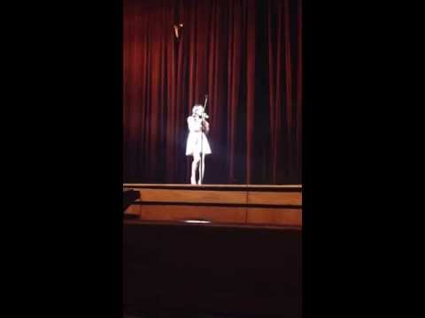 my best friend Abbie Tucker singing the way by Ariana grande with her brother Jeffrey Tucker