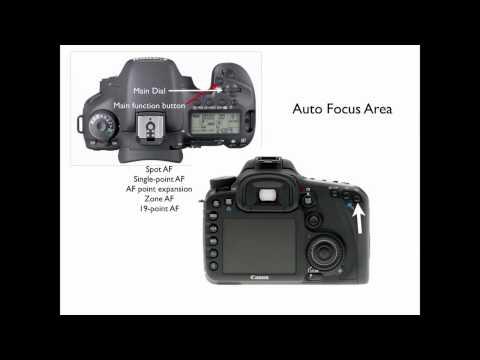 Canon 7D Settings