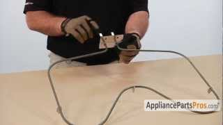 Oven Bake Element - How To Replace (AppliancePartsPros)
