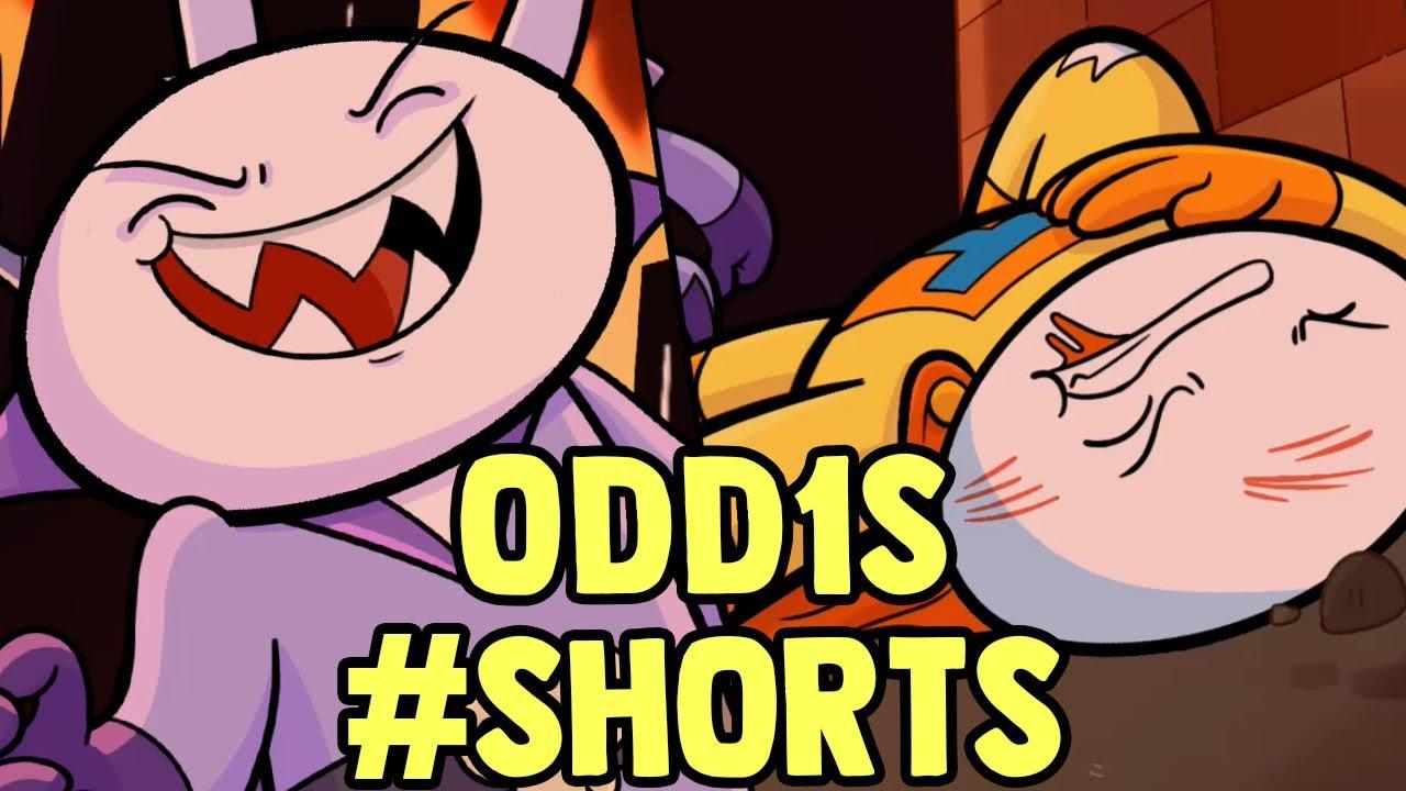 A Villain with Disslexia #shorts