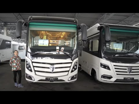 Reisebus Wohnmobil: Morelo
