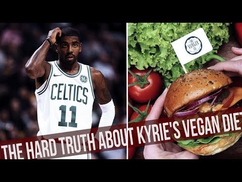 Blue Pill- Kyrie Irving, The Global Rise of Veganism, and The End of the Dairy Industry