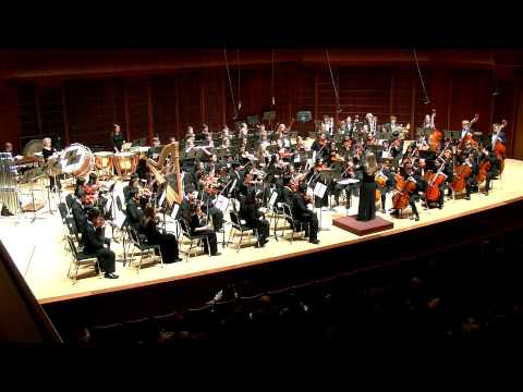 """Love Music"" from Boris Godunov - Modest Mussorgsky - Houston Youth Symphony"
