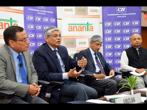 "Session on ""INDIA – ISRAEL: Building a transformational partnership"""