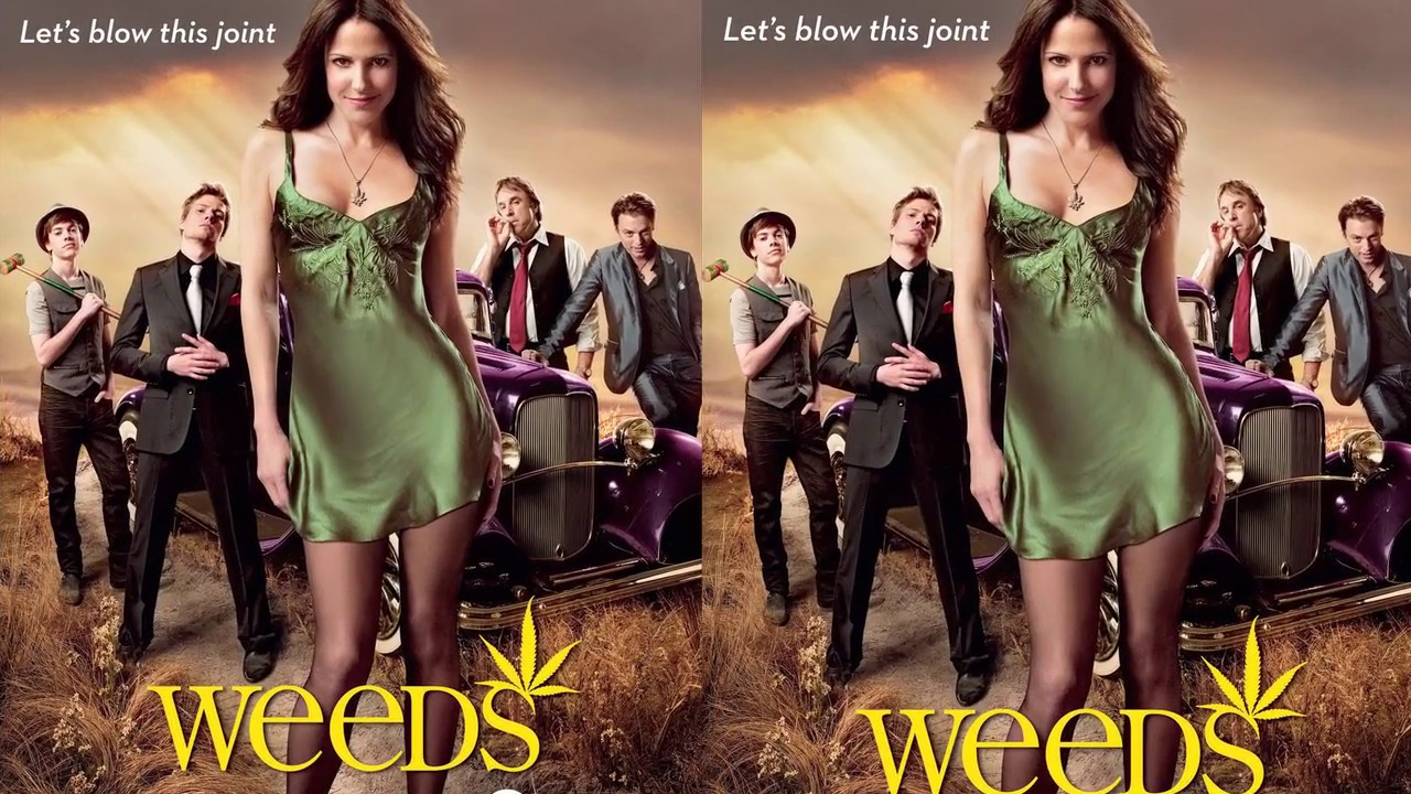 Mary Louise Parker Hot Scene Weeds Youtube