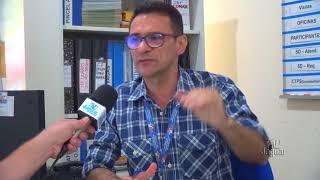 Lindon Johnson fala da parceria do SINE com a TV jaguar em divulgar serviços a comunidade