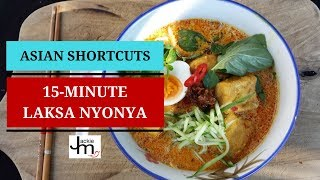 How To Make Laksa Nyonya In 15 Minutes