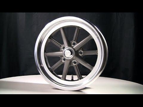 Team III Wheels E/T 15-Inch Wheel
