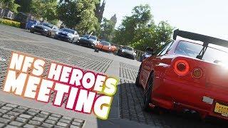 Forza Horizon 4 - NEED FOR SPEED MEETING! Jazda zgodnie z przepisami!