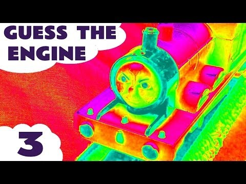 Thomas The Train Play Doh Trackmaster Tomy Guess The Thomas and Friends Engine Toy Episode 3