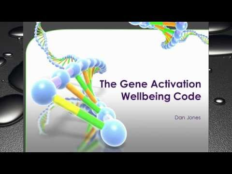 The Gene Activation Wellbeing Code