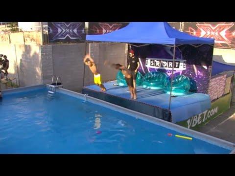 Sport Club 06 - Մաս 3 - Ջրացատկորդներ