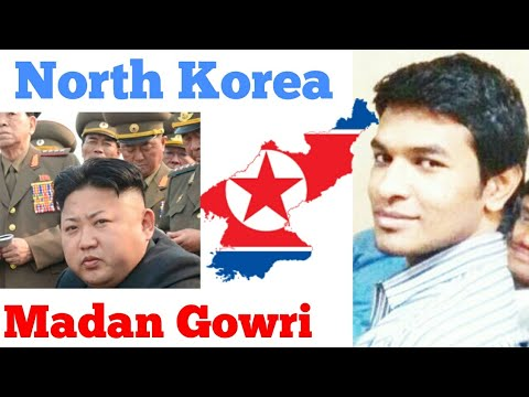 North Korea | Tamil | Madan Gowri | MG