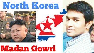 North Korea | Tamil | Madan Gowri | MG