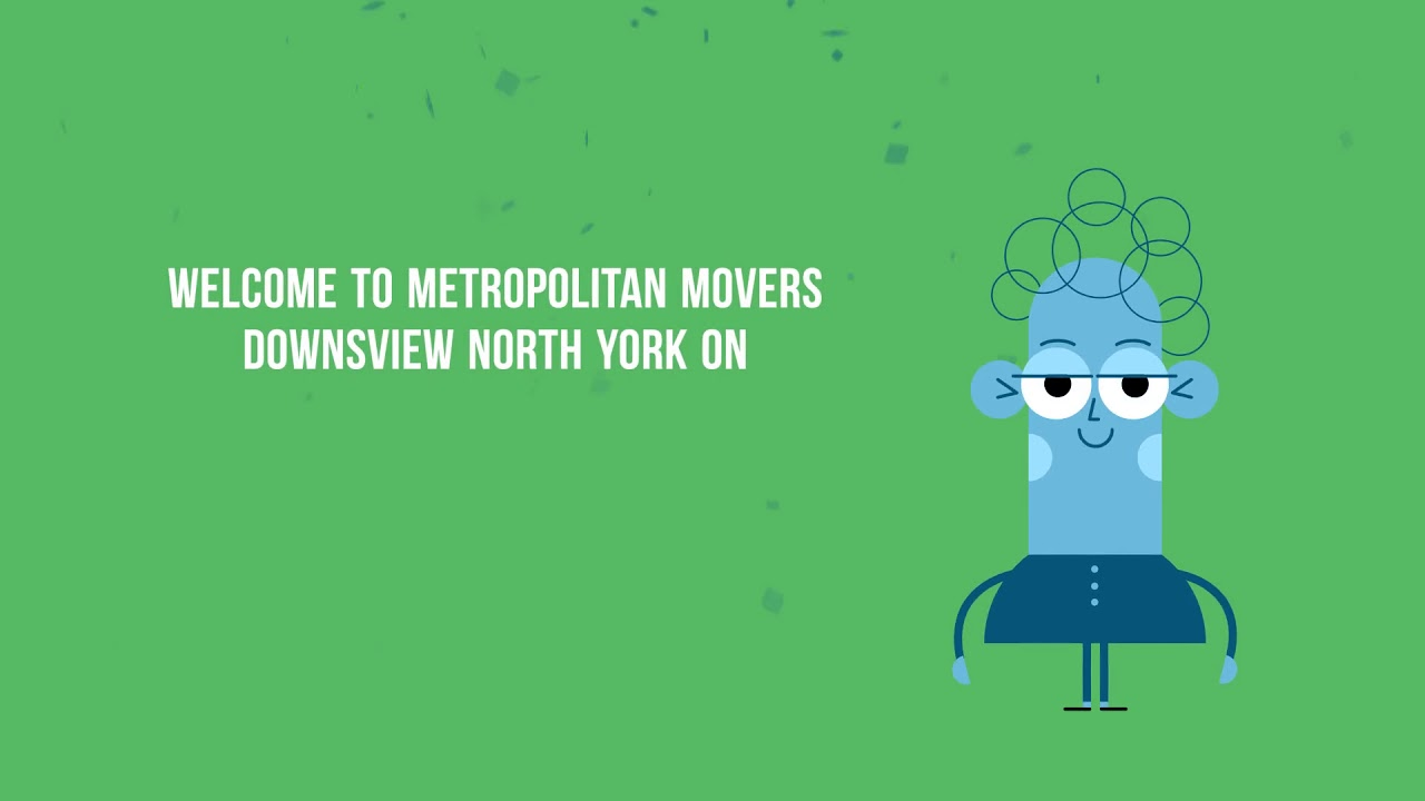 Metropolitan Movers - Moving Company Downsview North York
