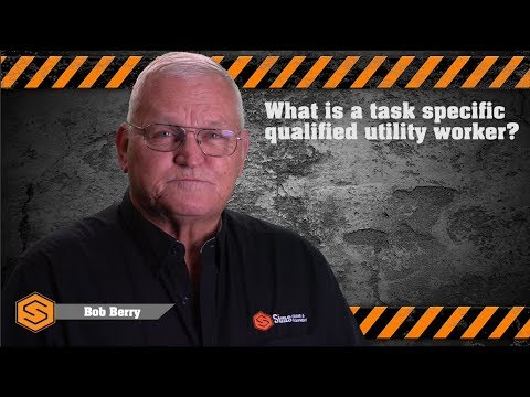 What is a Task Specific Utility Worker? | Sims Crane Q&A