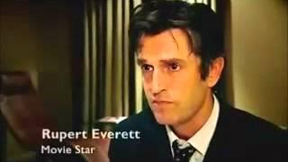 Rupert Everett's Strange Appearance On The Apprentice.