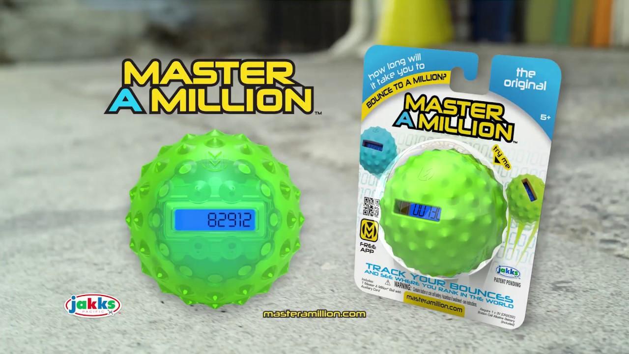 RINGERZ master a million toy