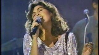 """Laura Branigan - """"Solitaire"""" [cc] 1983"""