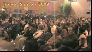 Dice el Señor Jueves Santo 2009