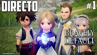 Vídeo Bravely Default 2