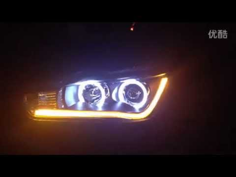 Flexible LED DRL Light
