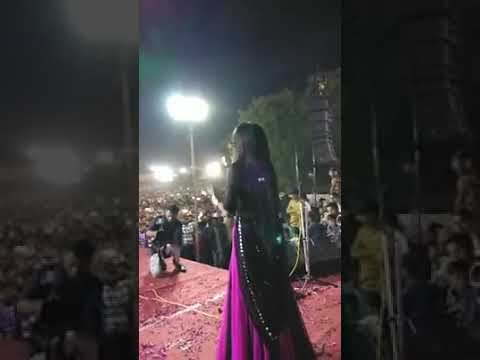 Vikerm Thakor Silepa Thakor Game Bhuvaldi Sharad Purnima 2018 HD