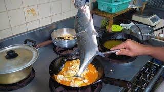 釣った魚でチリソース煮を作る!【伊是名ウェーディング後編】