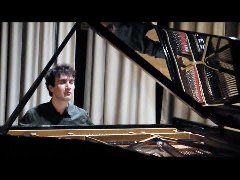 Schubert: PIANO SONATA No.13 in A major D.664 (by Vadim Chaimovich)