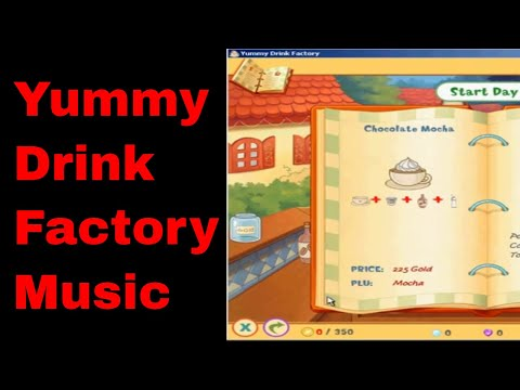 Yummy Drink Factory (Music by Aaron Walz)
