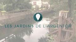 Nanteuil-en-Vallée, Petite Cité de Caractère en Charente - Les jardins de l'Argentor
