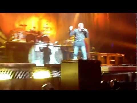 Rammstein - Intro & Sonne (Ergo Arena, Sopot, Poland 14.11.2011)