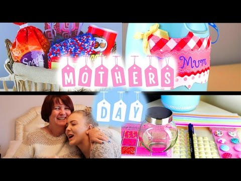 ♡ DIY Gift Ideas For Mother's Day 2016! ♡