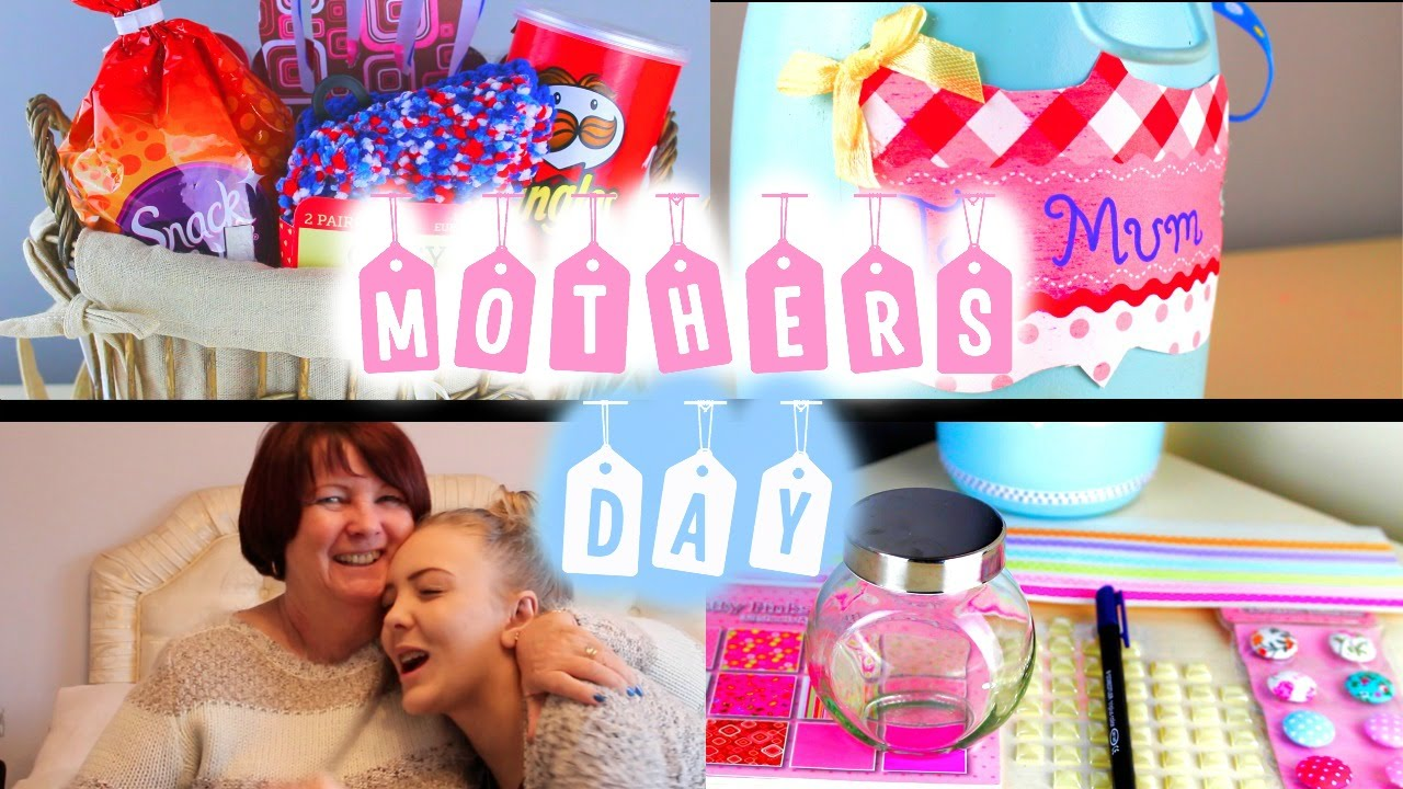 DIY Gift Ideas For Mothers Day 2016