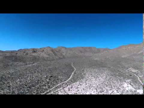Quadcopter UAV Drone Crash
