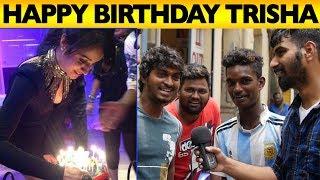 Actress Trisha Birthday – Fans Celebrations 2019