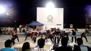 St. FRANCIS DANCE CONTEST 2014 - DreamGuyz - 1st Runner Up