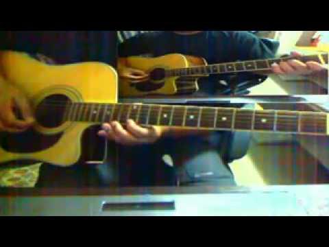 hakikat sebuah cinta ( guitar instrumental )mp4