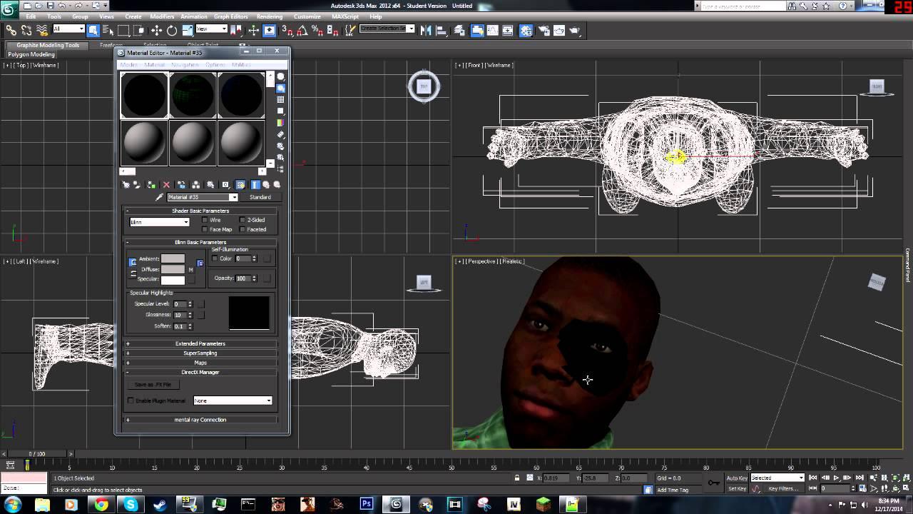 GTA SA: Rigging GTA V Model with 3DS Max 2012